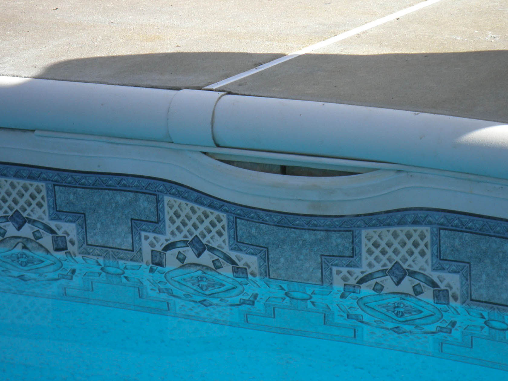 Liner sure parson pools dalton ga the liner sure advantage - Witte pool liner ...